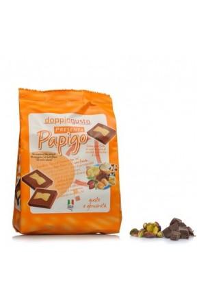 Biscotti Papigo doppiogusto di Fraietta