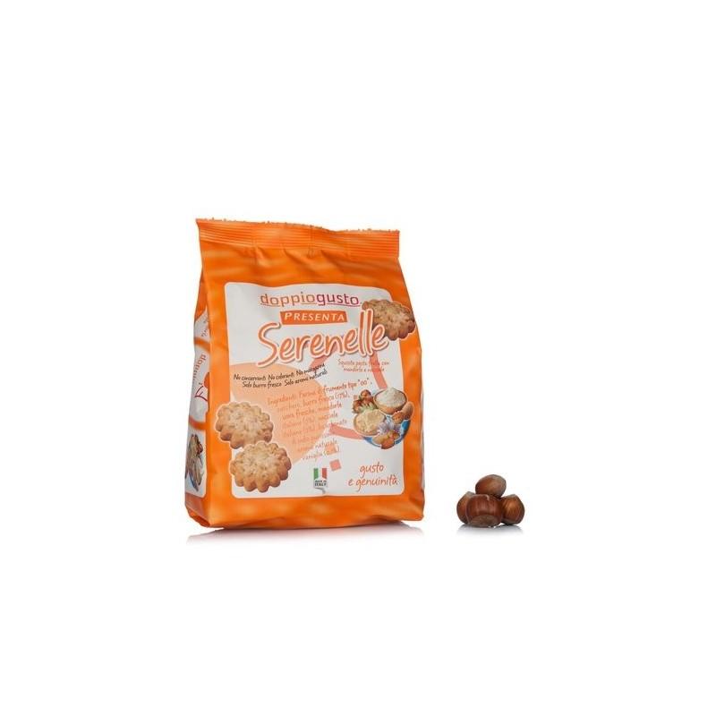 Biscotti Serenelle doppiogusto di Fraietta