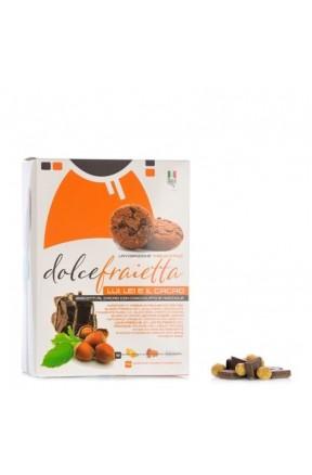 Biscotti artigianali Lui Lei e il Cacao di Fraietta