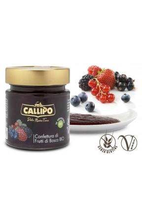 Confettura di Frutti di Bosco biologica di Callipo