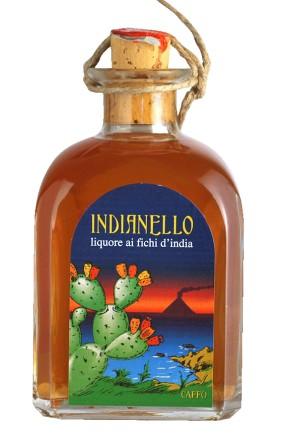 Liquore di fichi d'india Indianello di Caffo