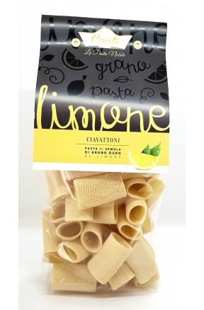 Pasta trafilata a bronzo Ciavattoni al Limone di Andrea Conte