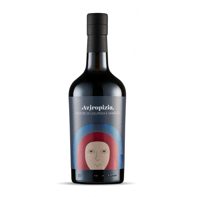Liquore di liquirizia e sambuca di Calabria di Perla di Calabria