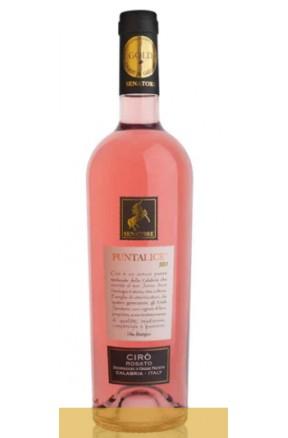 Cirò rosato DOC bio Puntalice di Senatore Vini