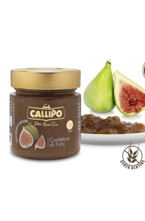 Confettura di Fichi calabresi di Callipo