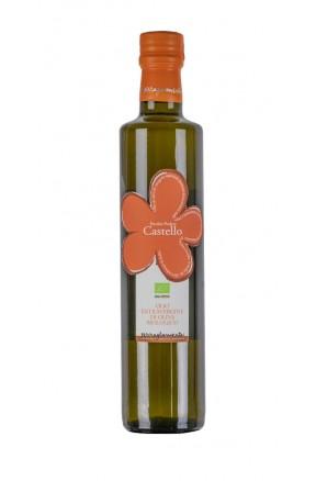 Olio extravergine da olive Castello biologico 75cl di Serragiumenta