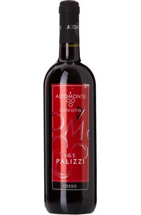 Palizzi rosso IGT di Nino Altomonte