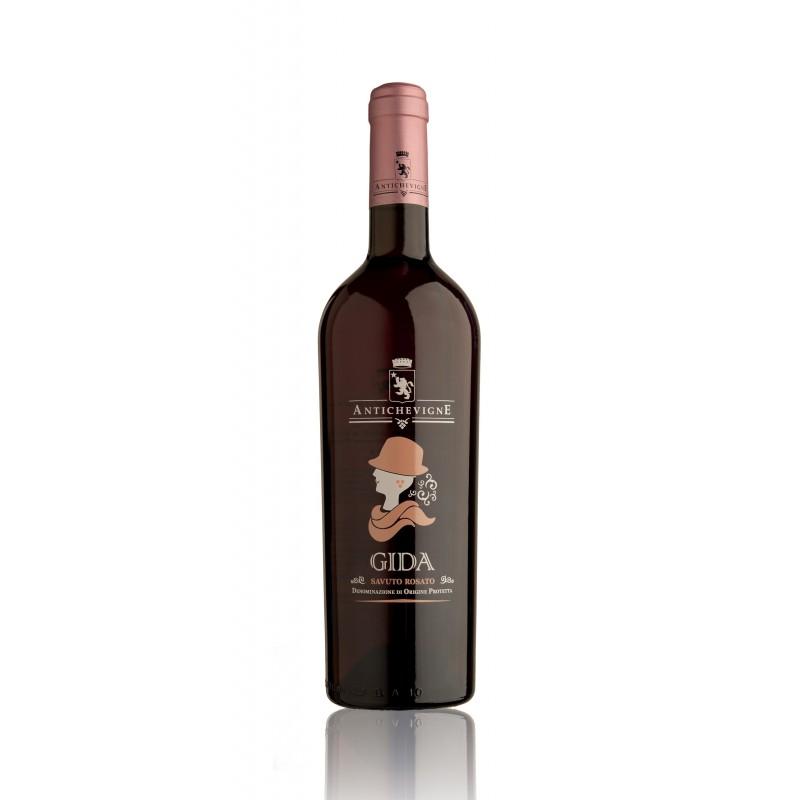 Terre di Cosenza rosato DOP Gida di Antiche Vigne