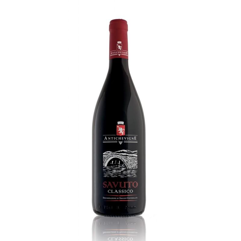 Savuto rosso classico DOC di Antiche Vigne