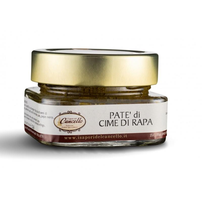 Patè di cime di rapa di Calabria di I Sapori del Cancello