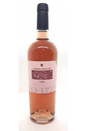 Terre di Cosenza rosato DOP Cjviz di Masseria Falvo