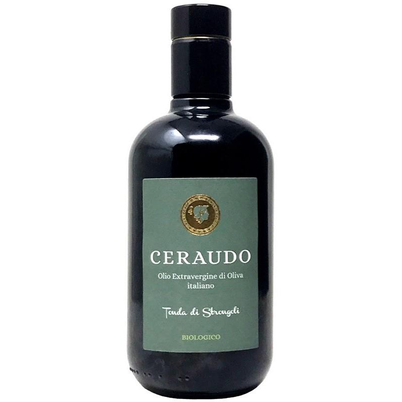 Olio extravergine da olive Tonda di Strongoli di Roberto Ceraudo