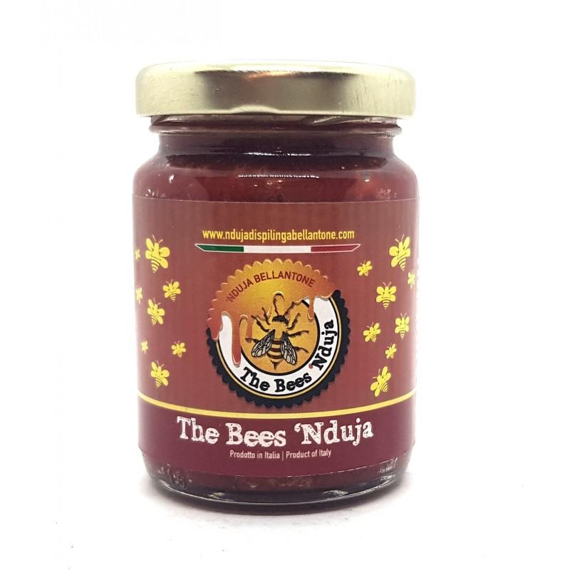 Nduja di Spilinga al miele in vasetto di Bellantone