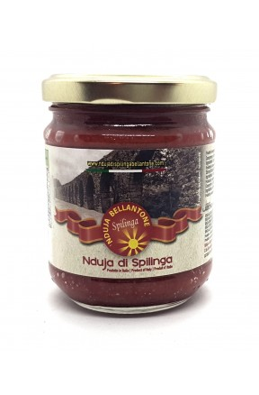 Nduja di Spilinga in vasetto di Bellantone
