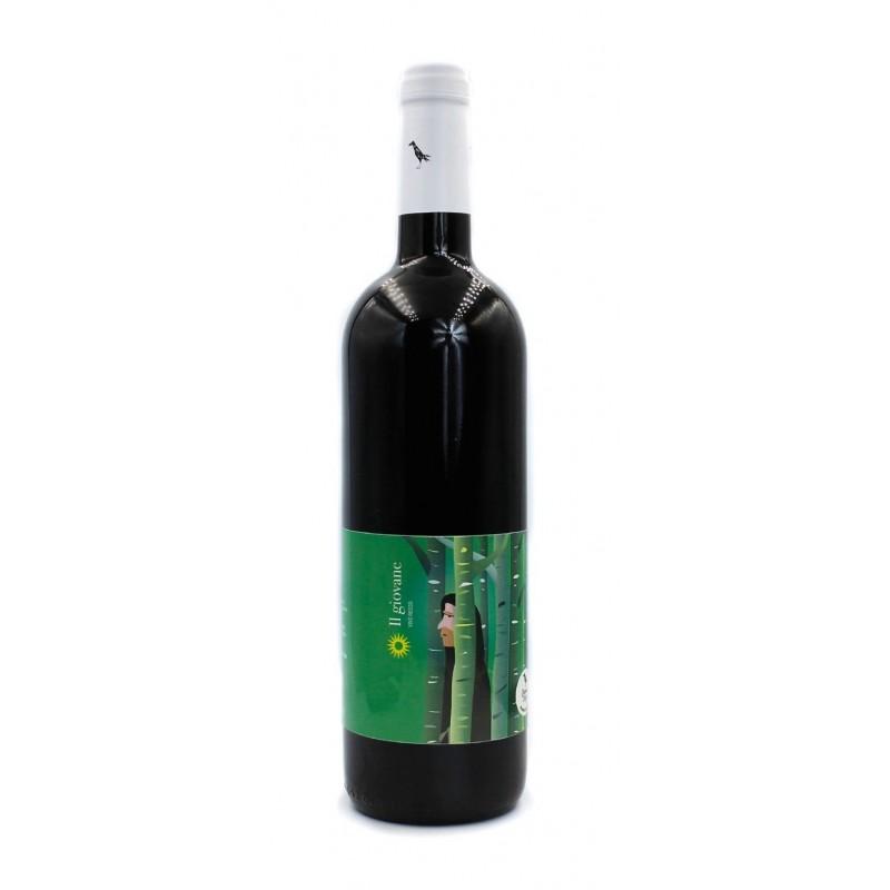 Vino rosso Il Giovane 2018 di Ciavola Nera