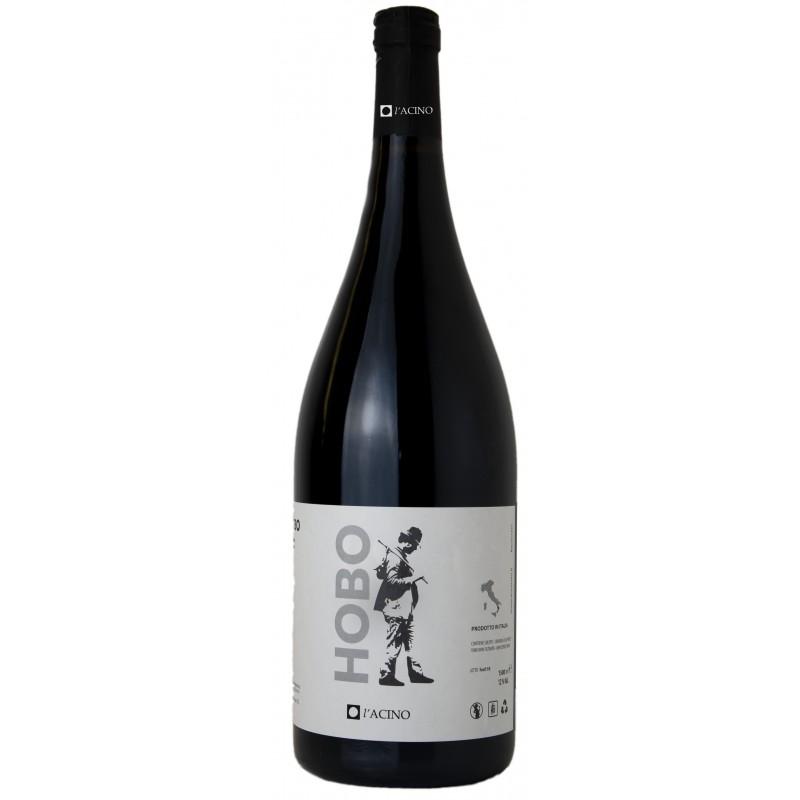 Calabria rosso IGP Hobo magnum di Acino Vini