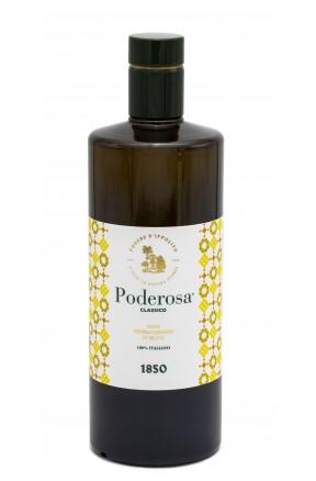 Olio extravergine da olive calabrese Poderosa 75cl di Podere d'Ippolito
