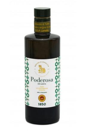 Olio extravergine da olive Lamezia DOP Poderosa di Podere d'Ippolito