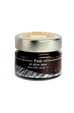Patè di olive nere di Olearia San Giorgio