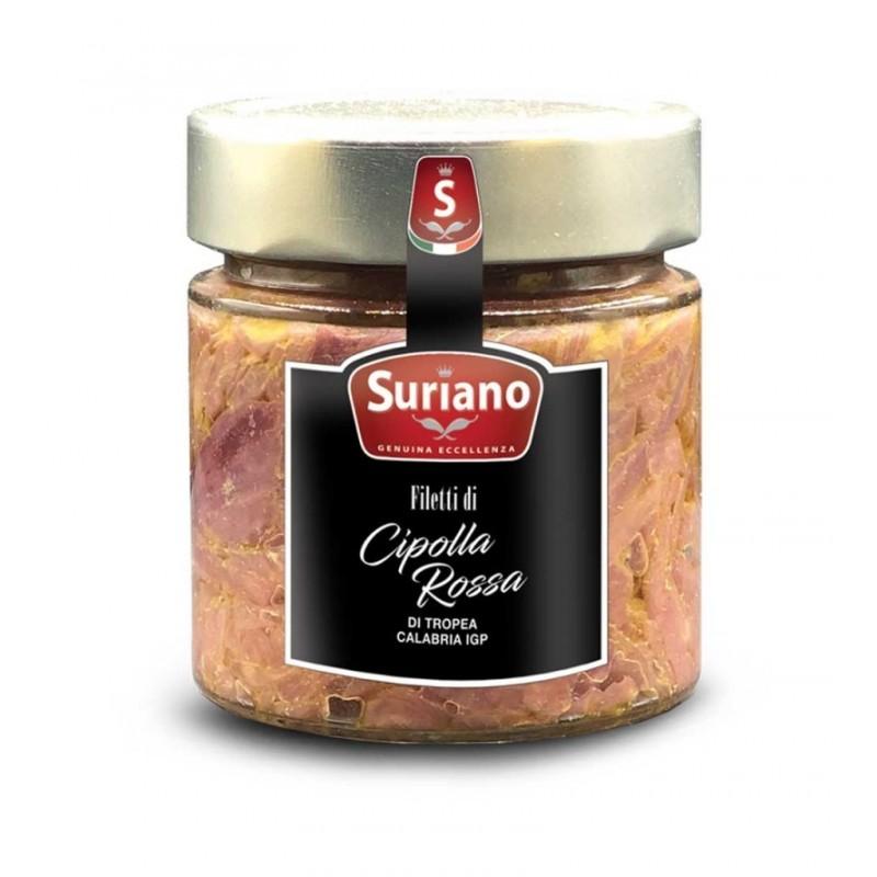 Filetti di cipolla rossa di Tropea IGP di Suriano Giancarlo