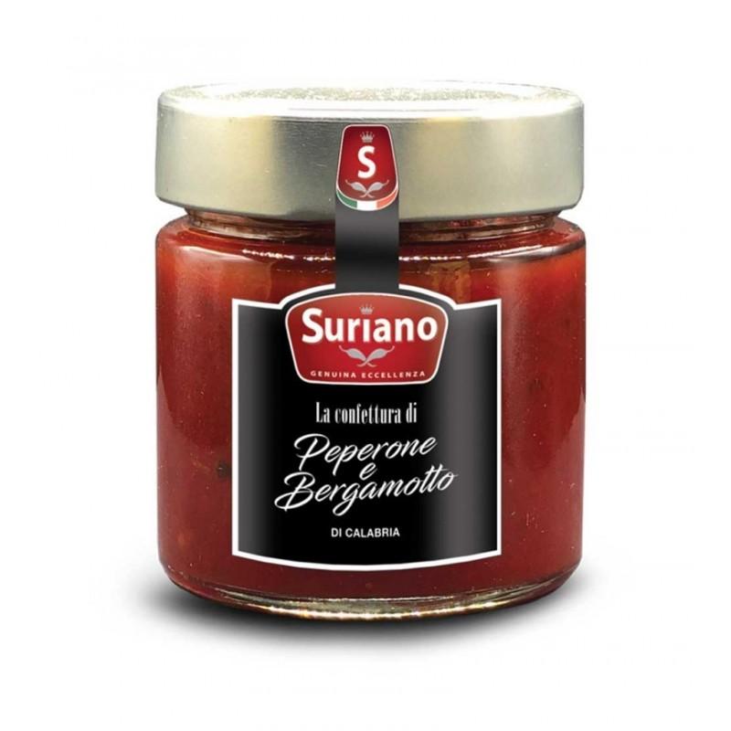 Confettura di peperone e bergamotto di Suriano Giancarlo