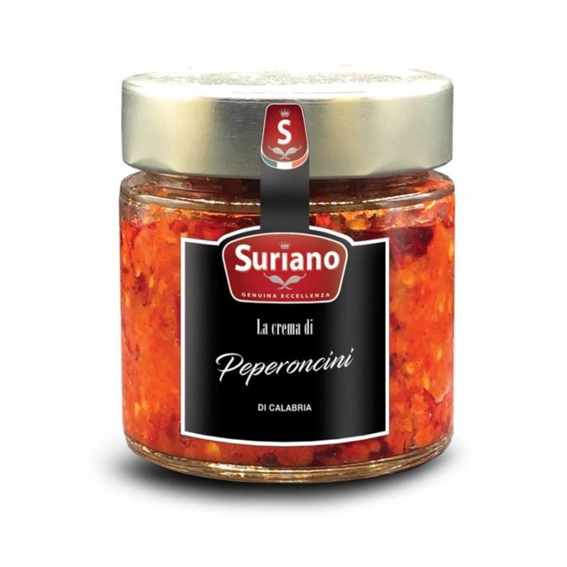 Crema di peperoncino calabrese 212gr di Suriano Giancarlo