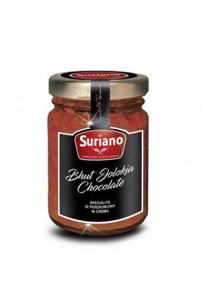 Crema di peperoncino Bhut Jolokia chocolate di Suriano Giancarlo