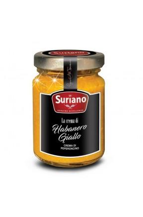 Crema di habanero giallo di Suriano Giancarlo