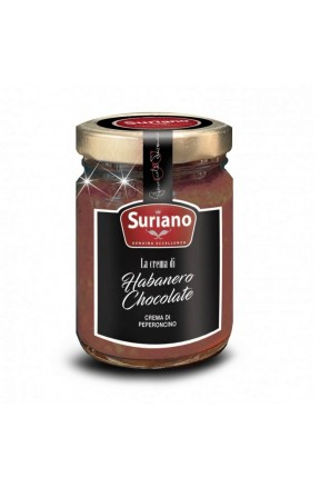 Crema di habanero chocolate di Suriano Giancarlo