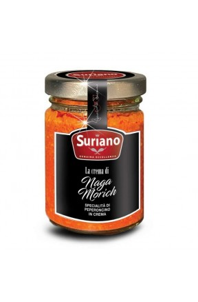 Crema di peperoncino Naga Morich di Suriano Giancarlo