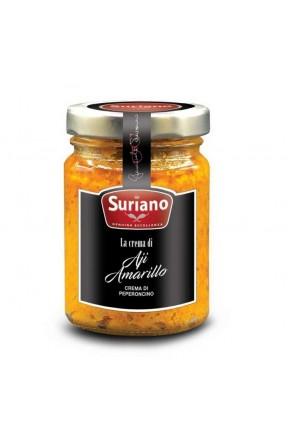 Crema di peperoncino Aji Amarillo di Suriano Giancarlo