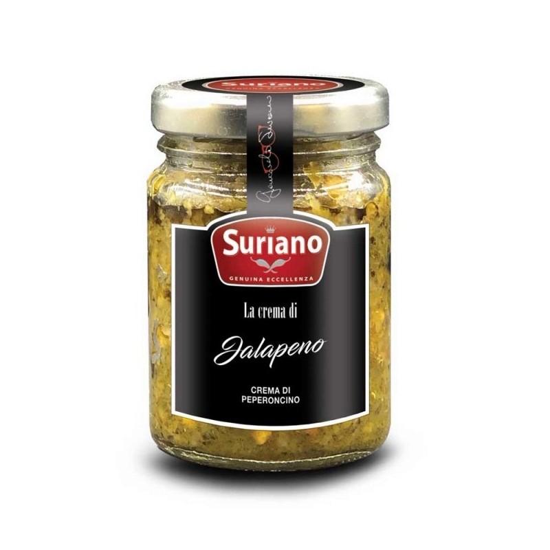 Crema di peperoncino Jalapeno verde di Suriano Giancarlo