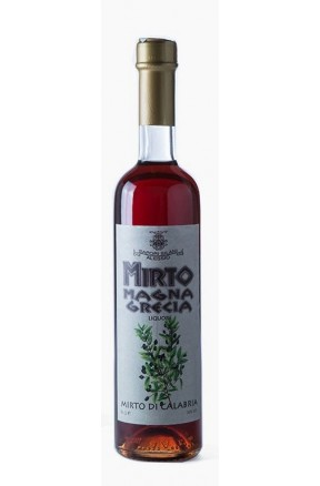 Liquore di mirto Magna Grecia di Sapori Silani