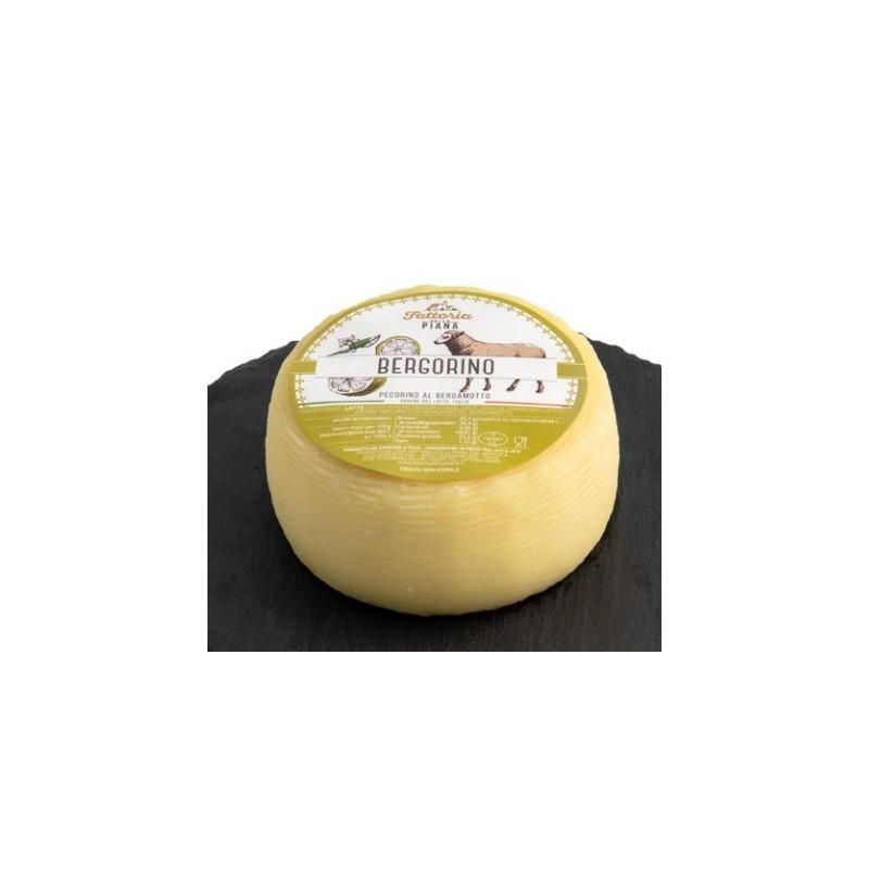 Pecorino calabrese affinato con bergamotto 1kg di Fattoria della Piana