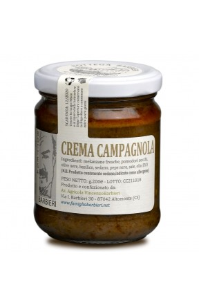 Crema di verdure campagnola di Bottega Barbieri Altomonte