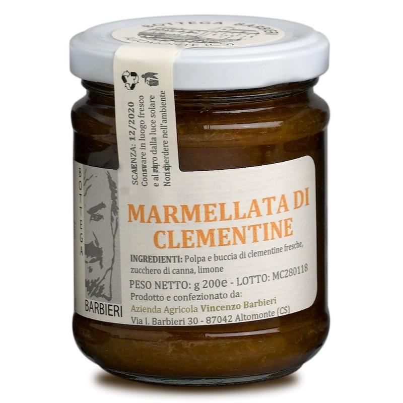 Marmellata di clementine di Sibari di Bottega Barbieri Altomonte