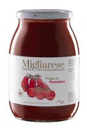 Polpa di pomodoro classica calabrese 1kg di Migliarese