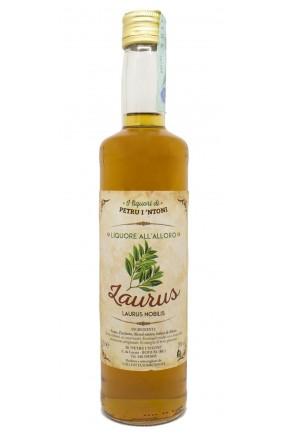 Liquore di alloro calabrese Laurus 50cl di Petru i Ntoni