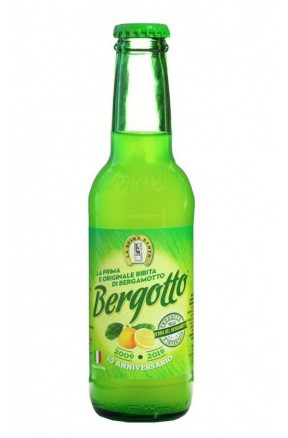 Bergotto bibita gassata al bergamotto di La Spina Santa