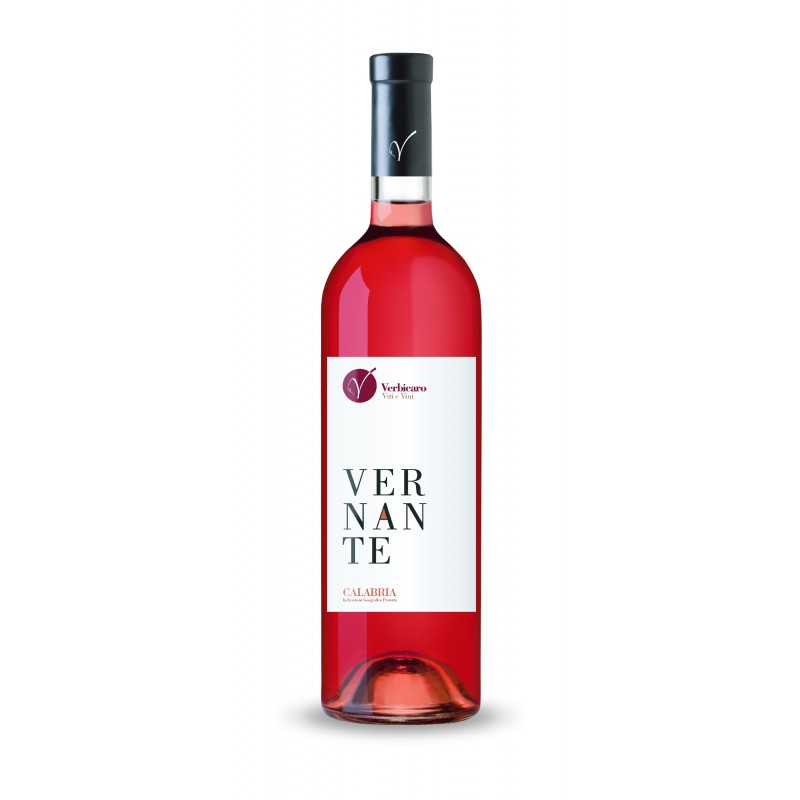 Calabria rosato IGP Vernante di Verbicaro Viti e Vini