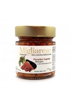 Piccantino Vegetale crema di verdure biologica di Fattorie Migliarese