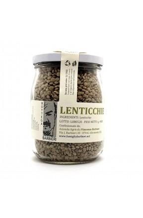Lenticchie legumi secchi artigianali di Bottega Barbieri Altomonte