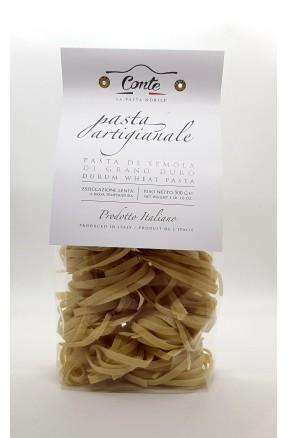 Pasta trafilata a bronzo tagliatelle classiche di Andrea Conte