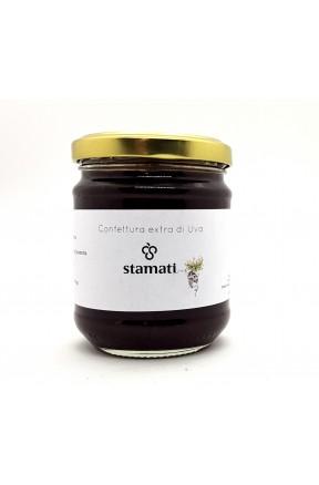 Confettura extra di uva di alta quota di Stamati