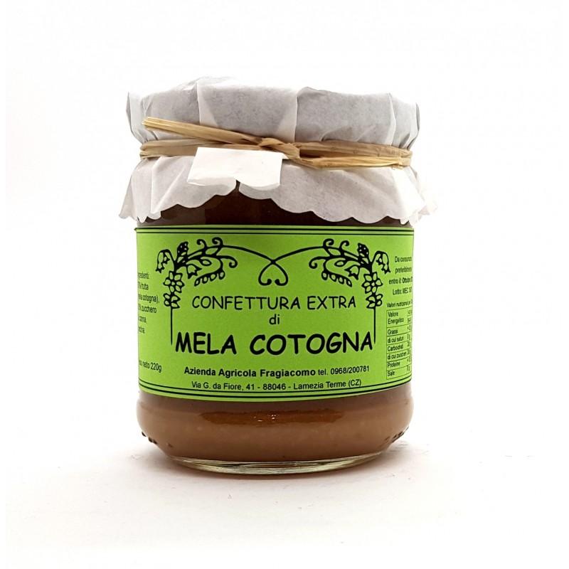 Confettura extra di mela cotogna di Fragiacomo