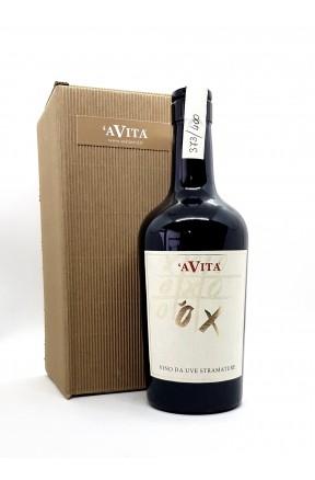 OX vino rosso ossidato da uve stramature di 'A Vita Franco de Franco