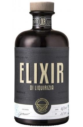 Liquore calabrese Elixir di liquirizia di Essentia Mediterranea