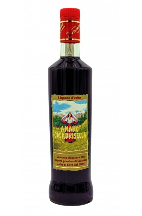 Amaro calabrese d'erbe Calabrisella di Nobili di Calabria