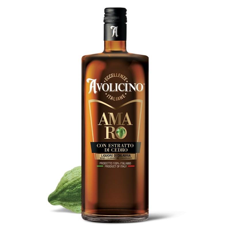 Amaro al cedro di Santa Maria del Cedro di Avolicino