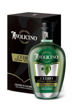 Liquore al cedro Gran Riserva di Santa Maria del Cedro di Avolicino